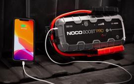 בוסטר התנעה NOCO GB150 מודל 2020 – יבואן רשמי