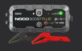בוסטר התנעה NOCO GB40 מודל 2020 – יבואן רשמי