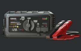 בוסטר התנעה NOCO GB500 מודל 2020 – יבואן רשמי