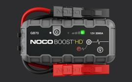 בוסטר התנעה NOCO GB70 מודל 2020 – יבואן רשמי