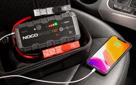 בוסטר התנעה NOCO GB50 מודל 2020 – יבואן רשמי