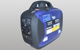 גנרטור אינוורטר מושתק 2000W מנוע ימאהה מקורי
