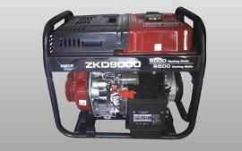 גנרטור דיזל לשימוש כללי חד פאזי 6.5 קילוואט