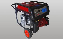 גנרטור לשימוש כללי 3800W התנעה חשמלית