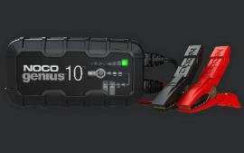 מטען מצברים 12-24V 10AH GENIUS10